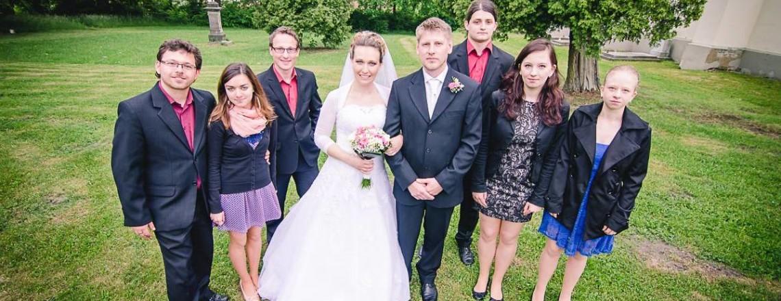 Svatba – Monika a Martin Kosačíkovi